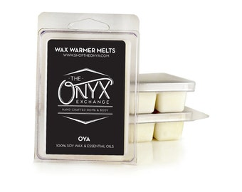 Oya - Wax Warmer Melts - Ylang Ylang, Orange & Petitgrain