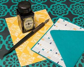 Small Margarita Lace Allover Wall Stencil for DIY Wallpaper Decor