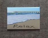 Relax MAGNET - Strong Magnet for fridge, file cabinet.