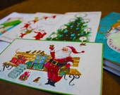 Vintage Christmas ephemera & card collection pack