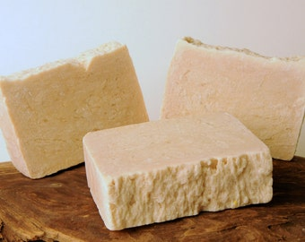 Coconut Cream Handmade Cold Process Soap