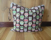 Skulls Wet Bag-Four sizes