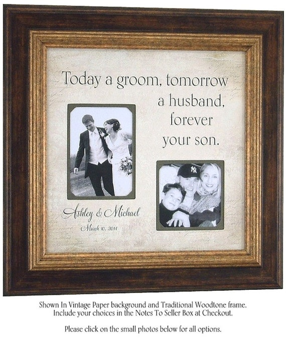 Wedding Gifts For Grooms Parents: Wedding Gifts Parents Bride Groom TODAY A By