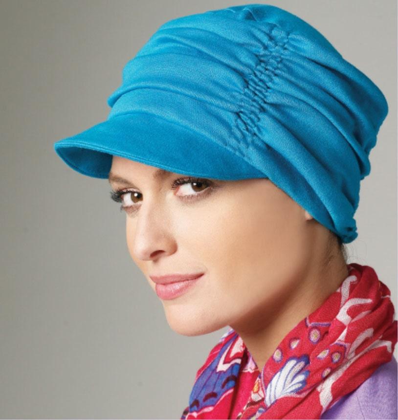 chemo head wrap instructions