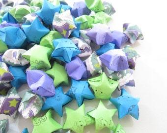 100 Kawaii Pokemon Origami Stars