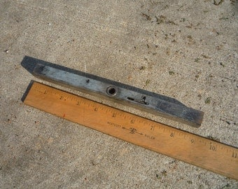 Speed Quoin 9 inches long works smoothly Letterpress use with C&P Letterpress or others