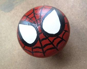 Spiderman Dresser Knob