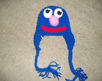 Fun With Grover Hat
