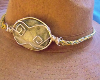 Handmade Cowboy Cowgirl Hat Hatband Jewelry Horse Show Tack Special Occasion Gift Idea Christmas Birthday Man Woman