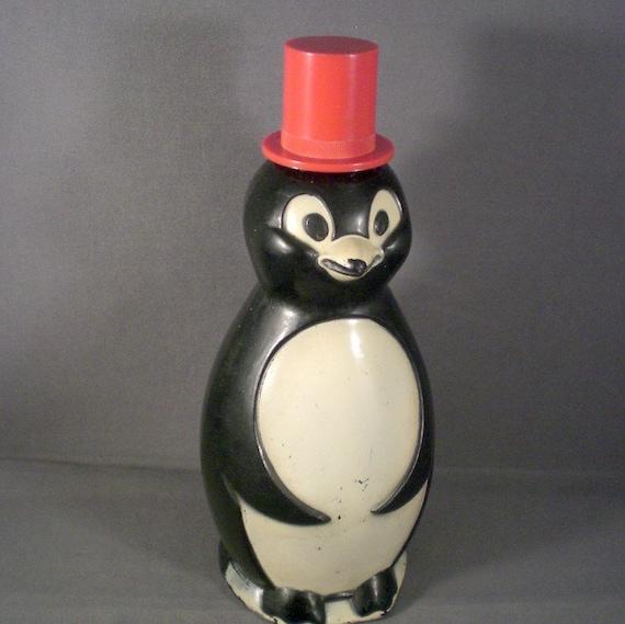 Vintage Jergens Lotion Penguin Jergens Lotion