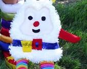 Rainbow Twink Bag  Purse or Plush Toy -  Rainbow Brite Costume halloween cosplay Pageant