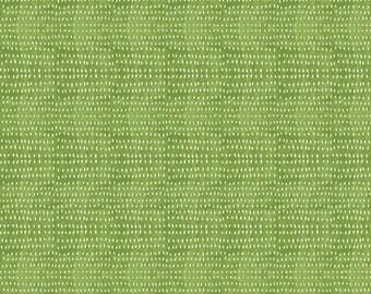 Merry Stitches Tiny Seeds in Green, Cori Dantini, Blend Fabrics, 100% Cotton Fabric, 112.104.05.1