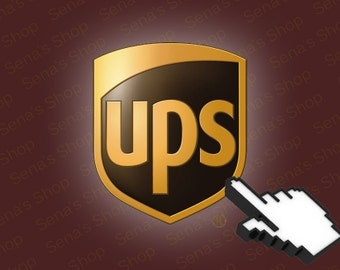 Express shipping via UPS only 20 USD   -  Delivery time is 3-4 days