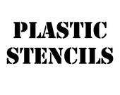 Custom Plastic Stencil
