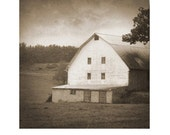 Barn photo, Barn photography,Rustic Barn Picture, farm, landscape, black and white print, farmhouse, art print, grey, antique, shabby