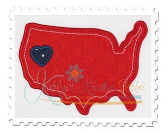 United States Applique