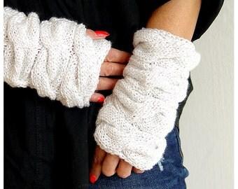 Braided Hand Warmers.