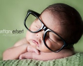 On Sale!! Newborn Infant Baby Toddler Kid Plastic Nerd Glasses Frames Only, No lenses Newborn Photography Prop  Limited Time On Sale!!!!!!