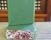 Christmas Tree Holiday Soap - DISCONTINUED