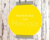 Reserved Listing for Melissa