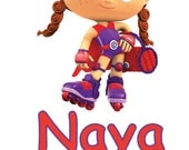 Wonder Red from  Super Why iron-on transfer ps