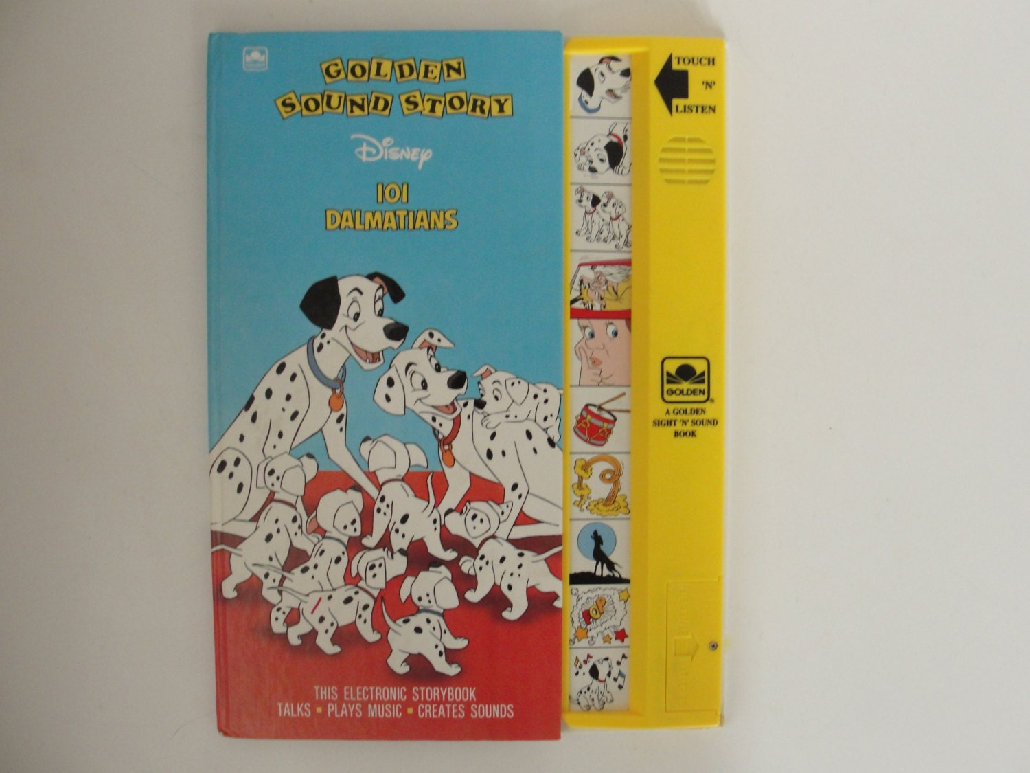 Disney S 101 Dalmatians Golden Sound Story By Whilesjssleeping