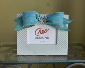 Its A Boy Gender Reveal Photo Picture Frame