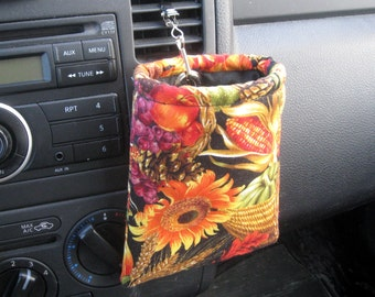Car sunglasses/ipod/iphone case - Country Harvest - Ready to ship