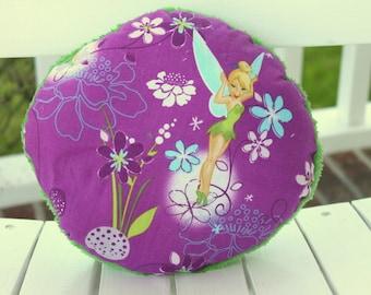 Supersoft Tinkerbell Car Pillow