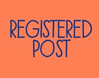 Registered Post