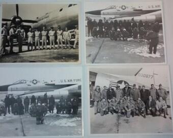 Vintage U. S. Air Force Photos , Airplanes , WW2 Photos
