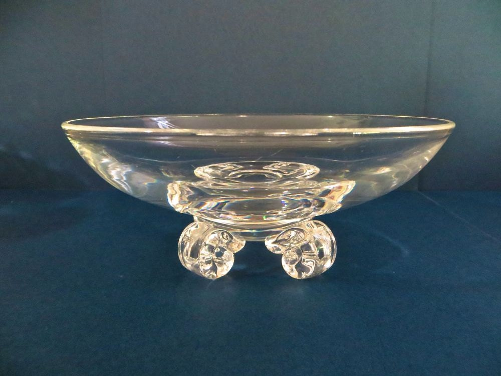 Find great deals on eBay for footed glass bowl. Shop with confidence.