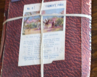 vintage newington jig saw