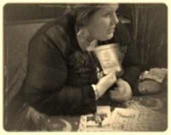 30 minute Psychic Tarot Reading with Luna of Heathermoonenchantments