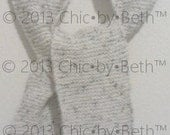 ChicbyBeth Fleck Knitted Scarf