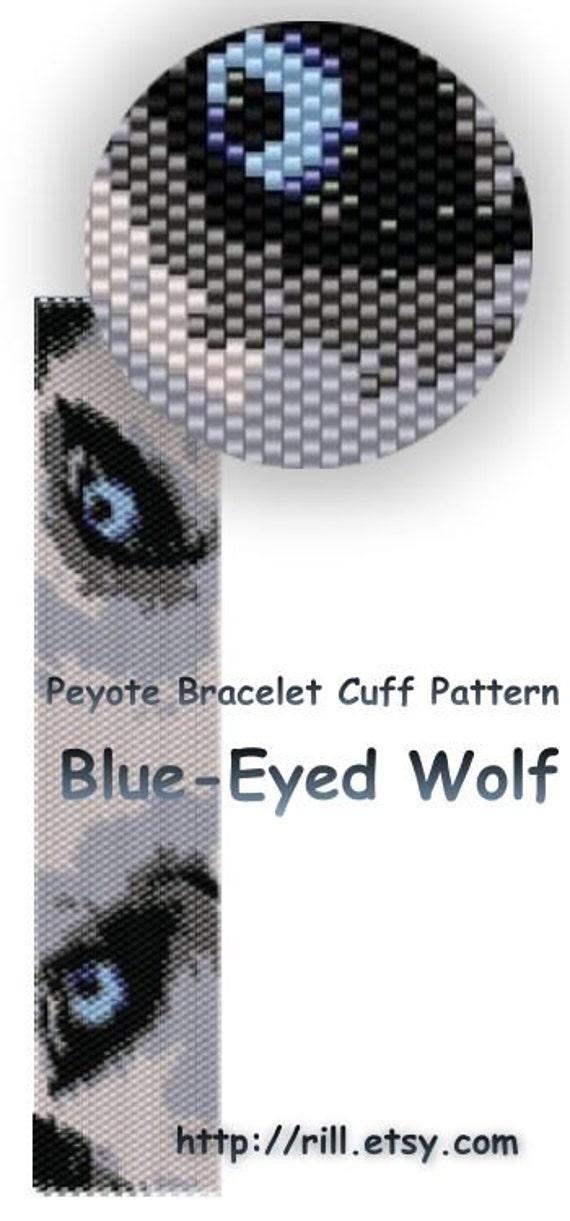 Голубоглазый волк - схема