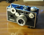 Argus Coated Cintar with 50mm 3.5 lens old classic  camera. 35mm film.