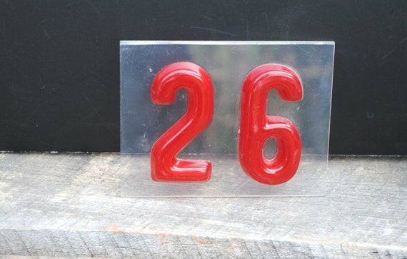 lucky number 26