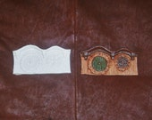 Custom Resin UNFINISHED Hobbit House Entrance or Great Fairy Door