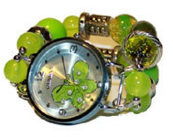 Interchangeable Watch Lime Green 11568Lime-5472