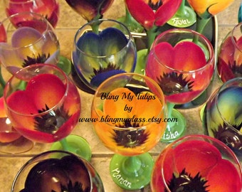 Bling My Tulips (Set of 10)