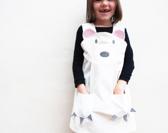 Polar Bear Girls Dress