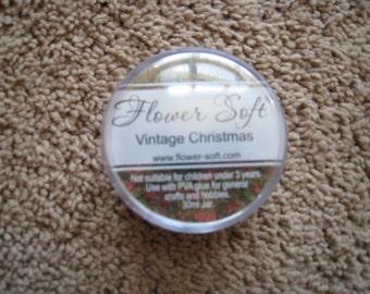 Flower Soft - Vintage Christmas