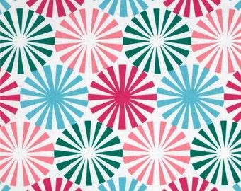 Garden Pinwheels From Robert Kaufman