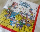 Vintage Tiny Toon Adventures Party Napkins