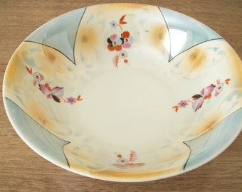 Lustreware Serving Dish, Bowl, Art Deco, Bavaria