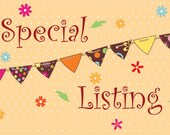Special Listing for Nicole