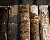Detroit Photography - History of Detroit Books - Fine Art Print