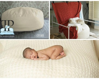 Starter Set #3 ~ Studio Posey Pillow & Full size backdrop stand Newborn photo props by Posey Pillow