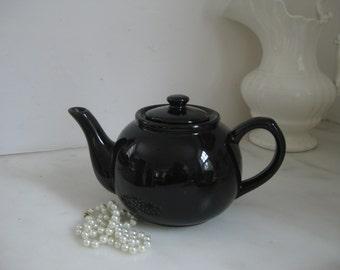 little black teapot ~ a girls best friend